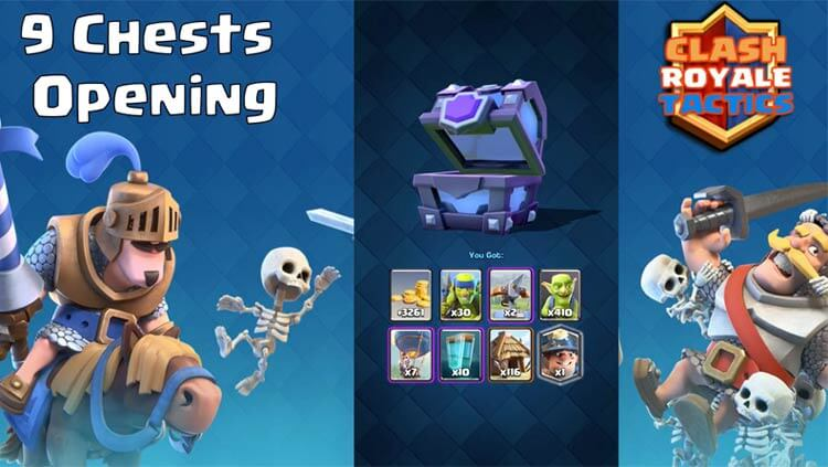 See how I oped 9 chests in 1 video! Super Magical, Magical, level 10 ...