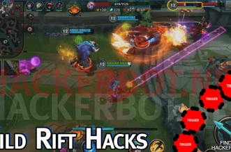 Legue of Legends Wild Rift